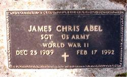 James Chris Abel