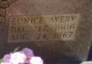 Eunice E. <i>Avery</i> Riley