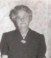 Pansy E. <i>Rutledge</i> Bennett
