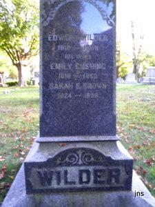 Edward Wilder