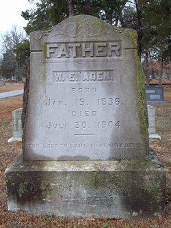 William Elbert Aden