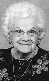 Mary <i>Busch</i> Bogner