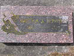 Martha Shomar McNeill Calkin Morell Martha <i>McAlmond</i> Brown