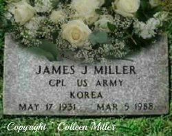 Corp James Joseph Miller