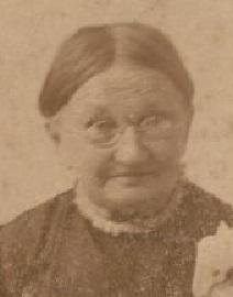 Anna Christine <i>Ackerman</i> Dittmer