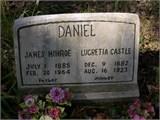 James Monroe Daniel