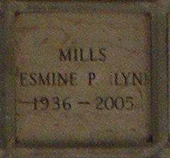 Esmine Pauline <i>Lyn</i> Mills