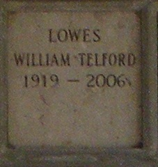 William Telford Lowes