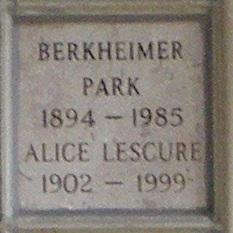 Park Berkheimer