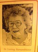 Wilma Lee <i>Utley</i> Buckman