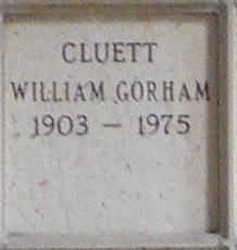 William Gorham Cluett