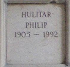 Philip D Hulitar