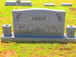 Herbert Lee Jarman, Sr
