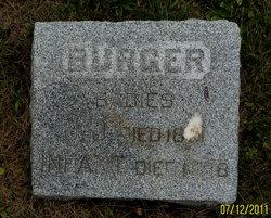 Baby Infant Burger