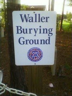 Waller Burying Ground
