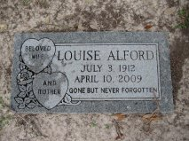 Stacie Louise <i>Russell</i> Alford