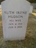 Ruth Irene Hudson