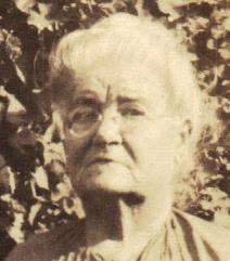 Isabella <i>Swezey</i> Blackwood