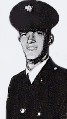 Sgt Richard Vernon Riggs