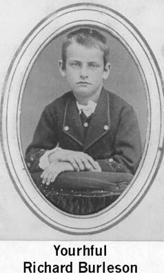Richard Byrd Burleson