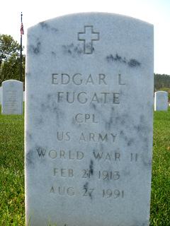Edgar L Fugate
