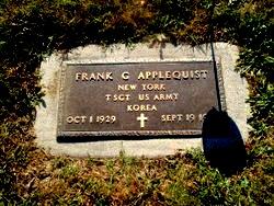 Frank G. Applequist