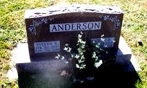 Evelyn K <i>Kirschman</i> Anderson
