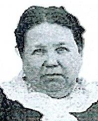 Mary Elizabeth <i>Summers</i> Fitzwater