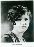 Alma Annie <i>Timmerman</i> Doss