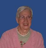 Bertha Mae <i>Maneval</i> Knause