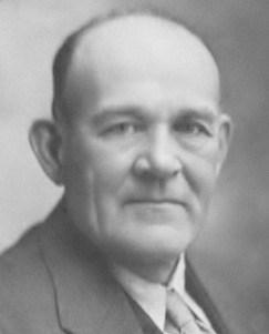 Frank Ezra Barnes