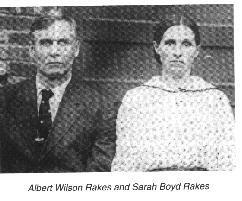 Sarah Ellen <i>Boyd</i> Rakes