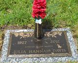 Julia <i>Hannah</i> Davis