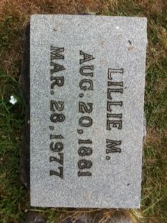 Lillie Mae <i>Hughes</i> Gibson