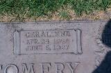 Geraldine Montgomery