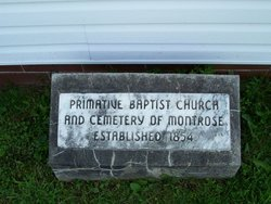 Primitive Baptist Church Cemetery