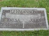 Theresa <i>Weller</i> Germanson