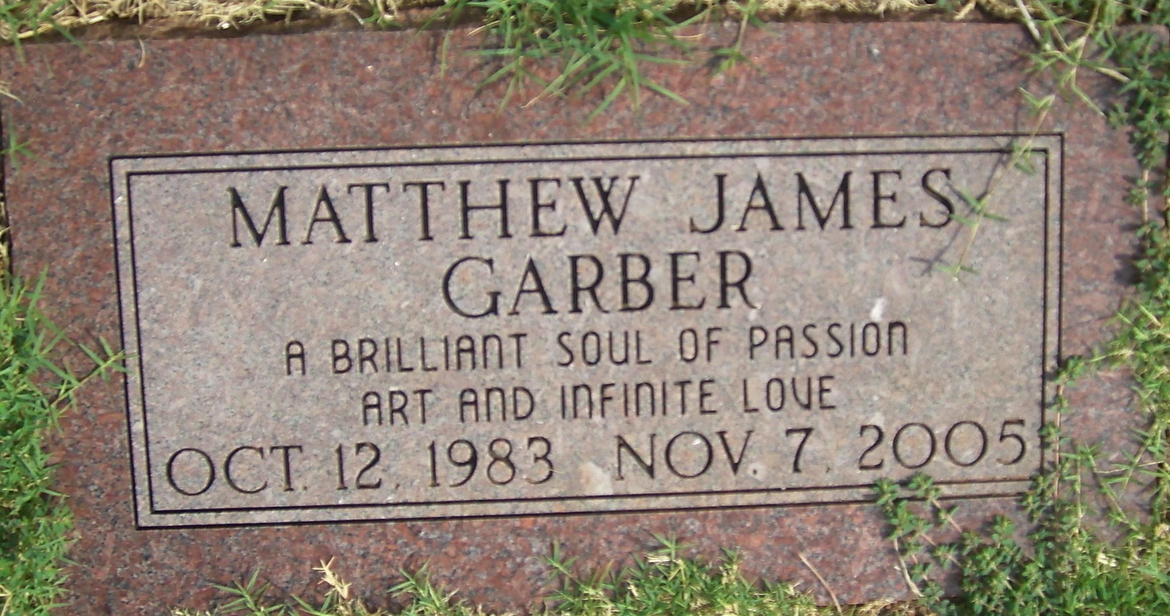 matthew garber photos