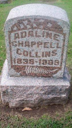 Adaline <i>Chappell</i> Collins