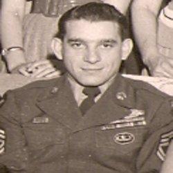 Sgt Joseph E. Borders