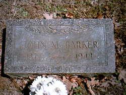 John Miller Barker