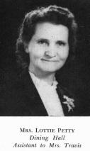 Lottie May <i>Lockhart</i> Petty