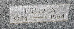 Fred Stephen Blair