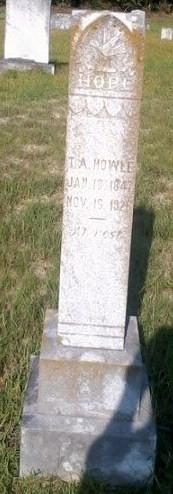 Thomas Alexander Howle