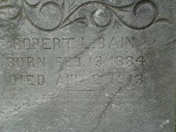 Robert Lee Bain
