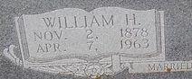 William Harvey Billy Turk, Jr