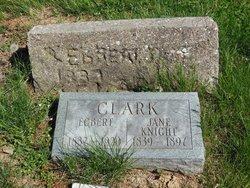 Jane Ann <i>Knight</i> Clark