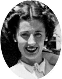 Mary Virginia Ginna <i>Milligan</i> Garrett