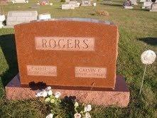 Carrie Lucille <i>Stiver</i> Rogers