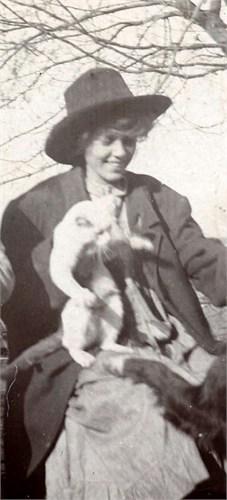 Ethel A. <i>Crandall</i> Lindeborg
